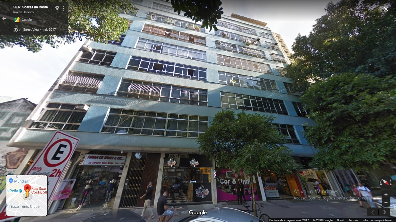 Apartamento - Tijuca, Rio de Janeiro/RJ.