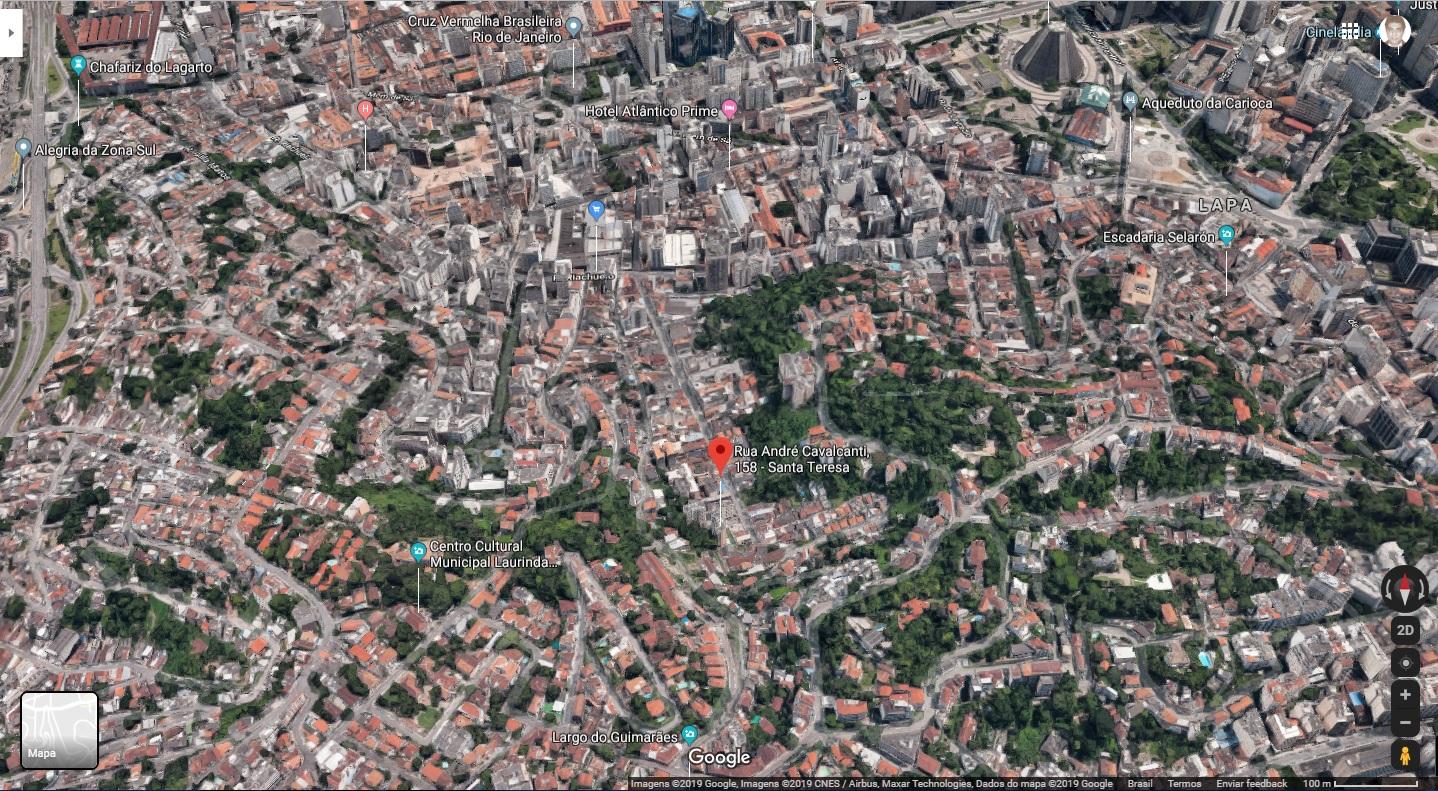 Apartamento - Santa Teresa, Rio de Janeiro/RJ.