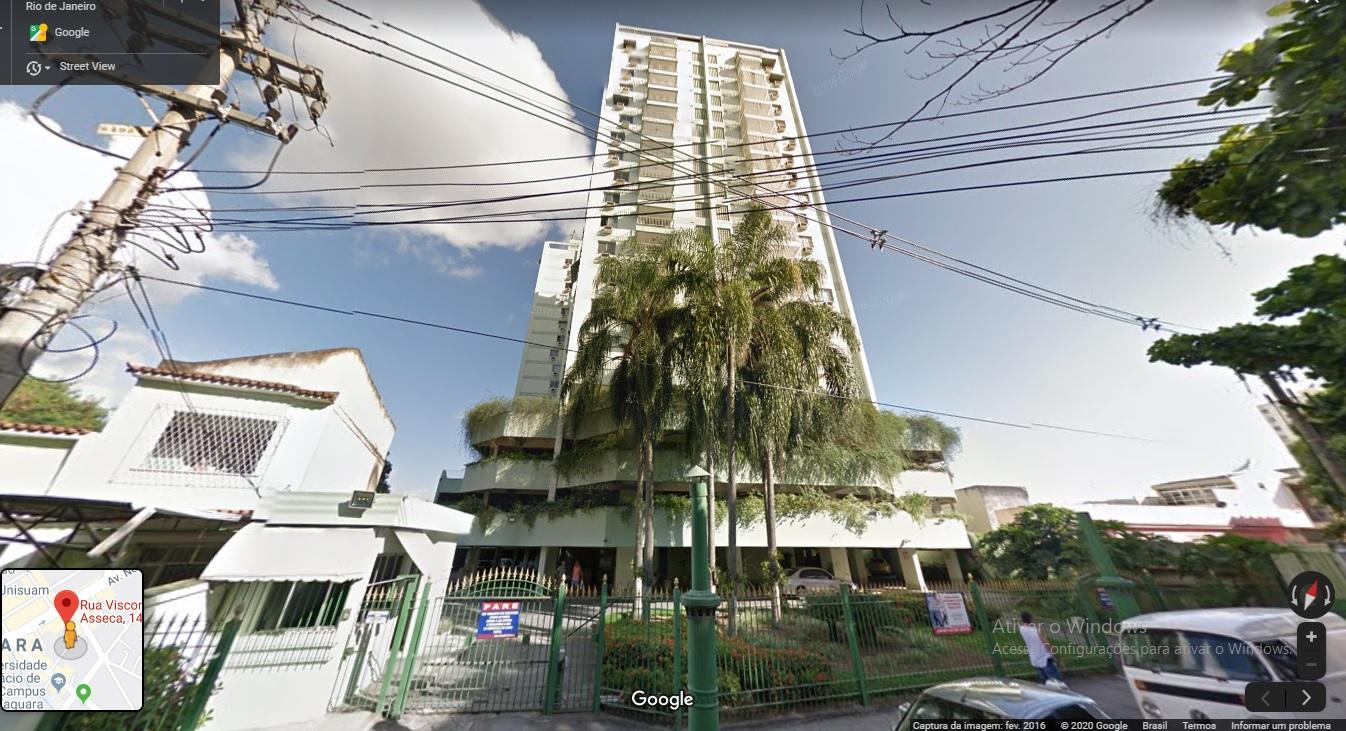 Taquara - Apartamento no Cond. Ed. Visconde de Asseca