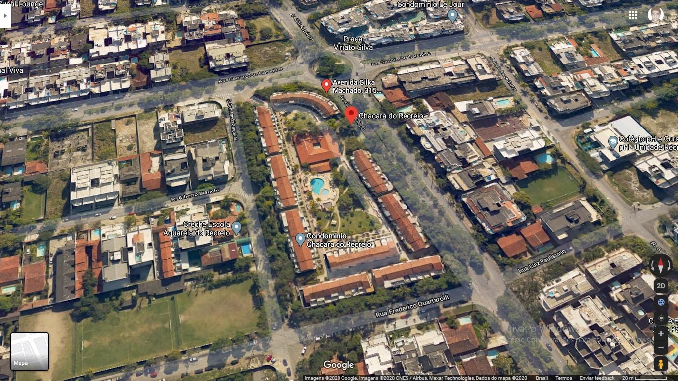 Apartamento no Recreio - Proc 0250423-31.2007.8.19.0001 - 38vc