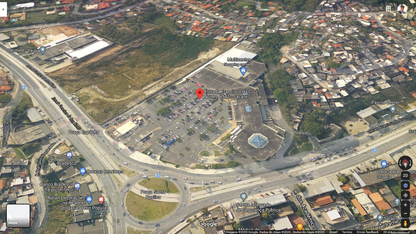 Loja 289-Shopping Itaipu Multicenter 5ªvc-Nit Proc 0009206-23.2006