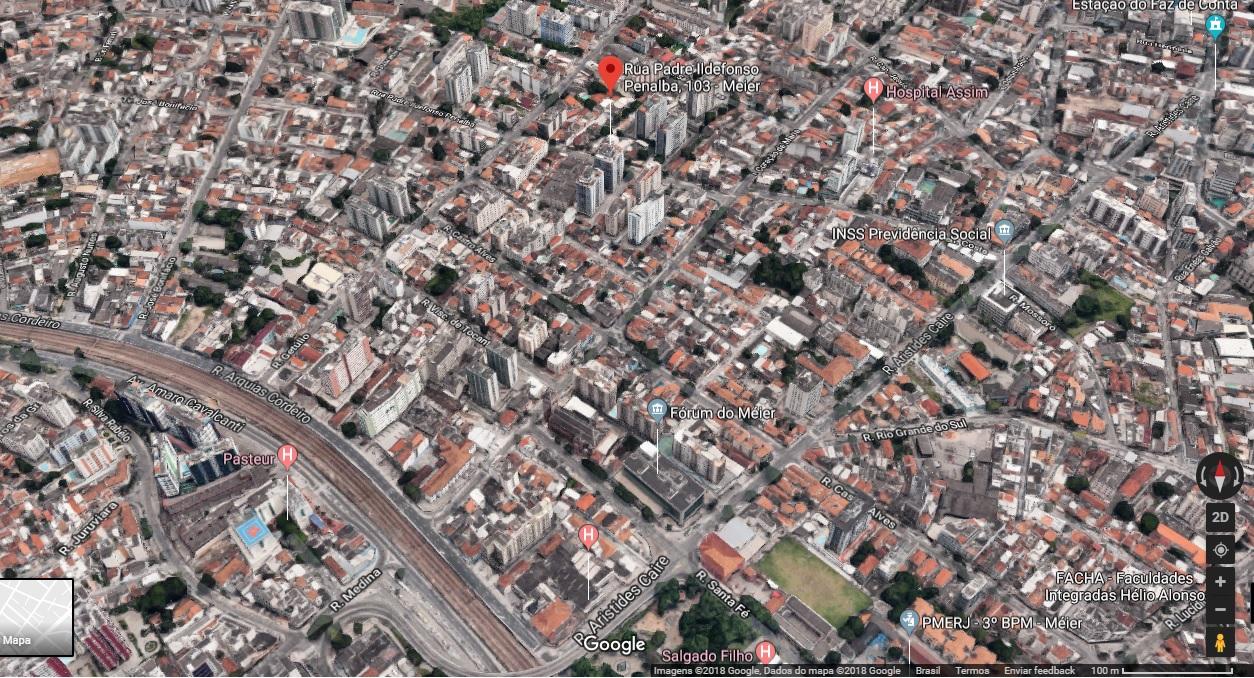 Apartamento no Méier - 2ª VC Méier - 0019193-37.2012.8.19.0208