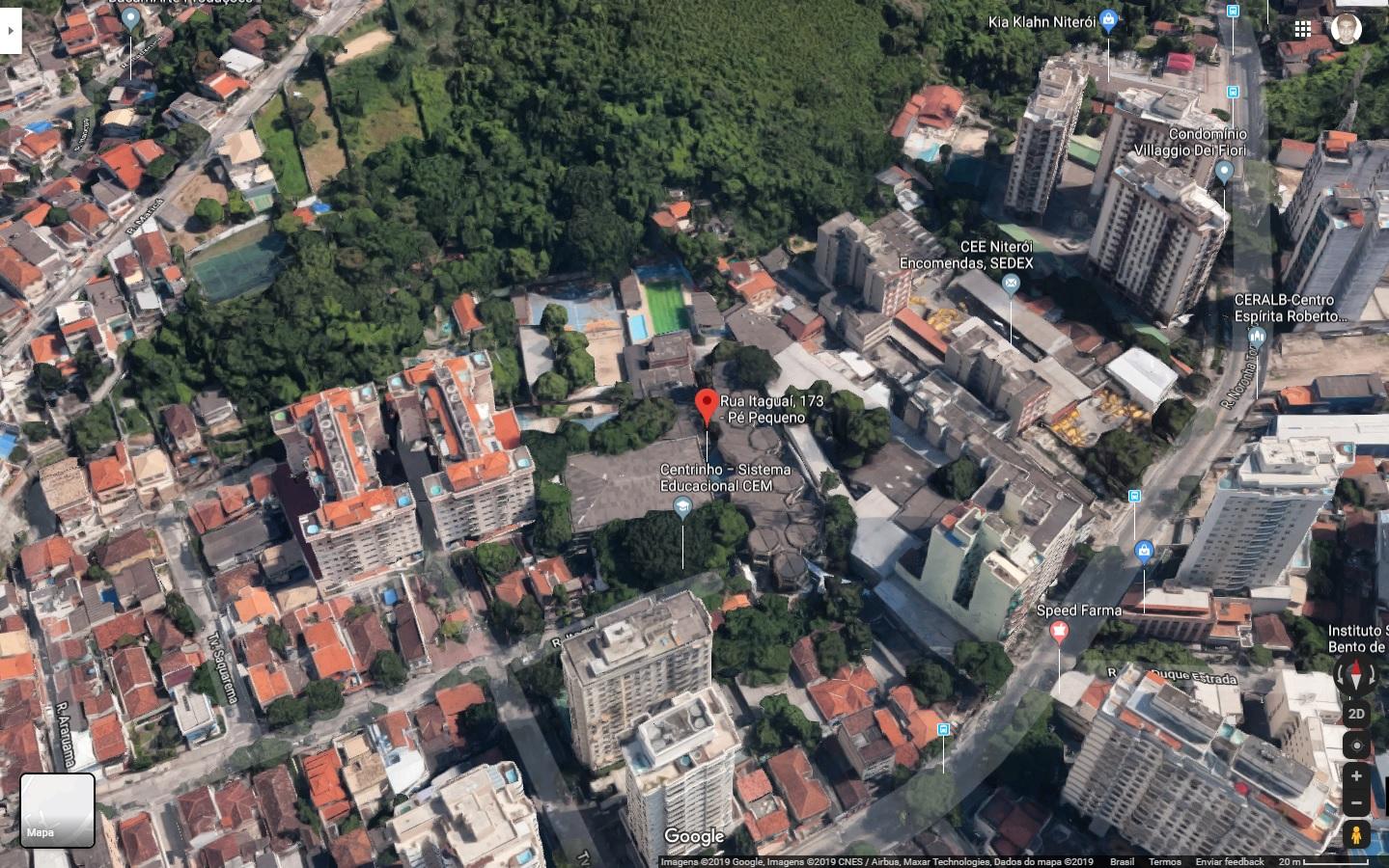 Escola - Santa Rosa Niterói - RJ.