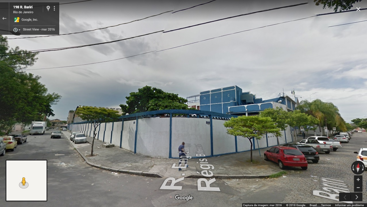 39ª VARA DO TRABALHO DO RJ. CLUBE DO OLARIA ATLÉTICO CLUBE.